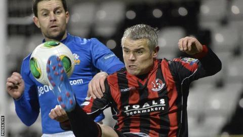 Gary McCutcheon started his career with Kilmarnock