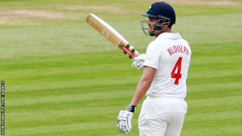 South Africa and Glamorgan batsman Jacques Rudolph