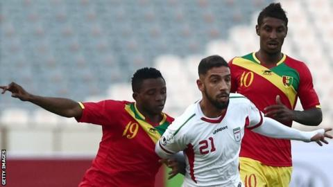 Kevin Constant (right)