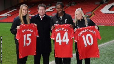 Liverpool Ladies on Twitter