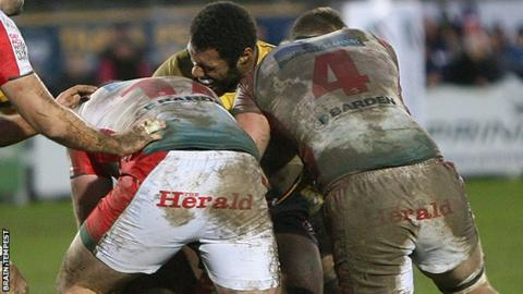 Plymouth Albion v Cornish Pirates