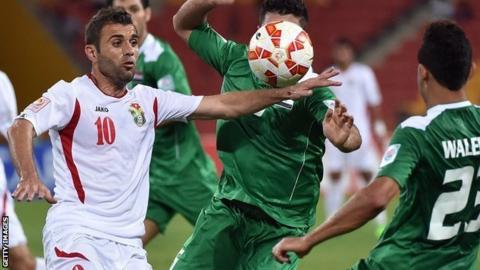 Ahmad Hayel of Jordan