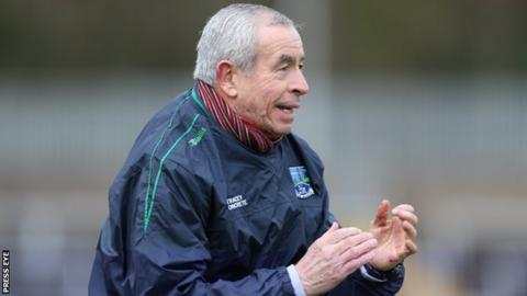 Fermanagh manager Peter McGrath