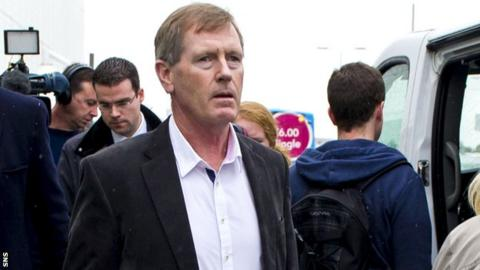 Rangers shareholder Dave King