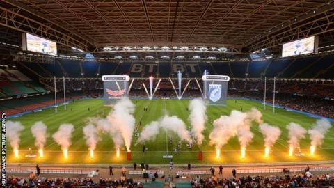 'Judgement Day' has proved a popular stage for Welsh rugby, though crowds fell last year