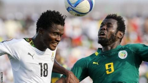 Senegal become just the second team win a match in Afcon 2015