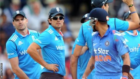 England v India last summer