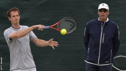 Andy Murray & Ivan Lendl