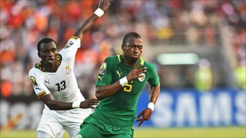 Ghana v Senegal (Afcon2015)