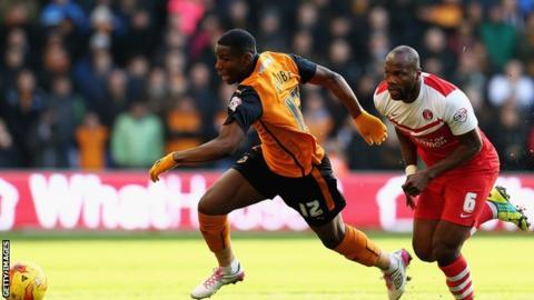 Wolves v Charlton