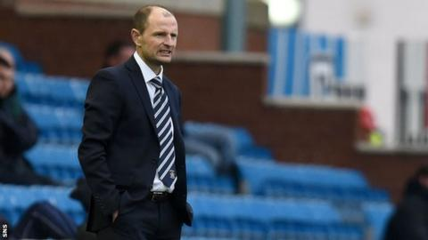 Kilmarnock manager Allan Johnston felt his side should have claimed all three points