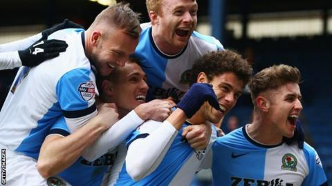 Blackburn Rovers players