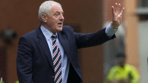 Walter Smith managed Rangers from 1991-98 and 2007-11