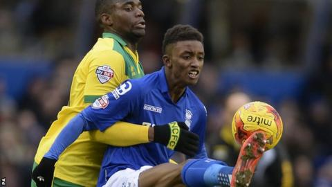 Demarai Gray: Birmingham reject improved Bournemouth offer