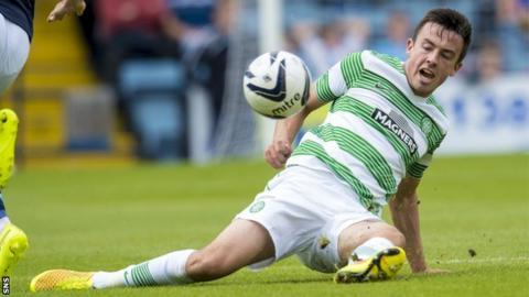 Celtic defender Eoghan O'Connell