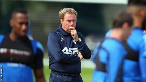 Harry Redknapp, QPR manager