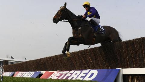 Lord Windermere at Cheltenham