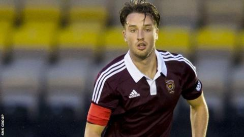 Brad McKay will join St Johnstone in the summer