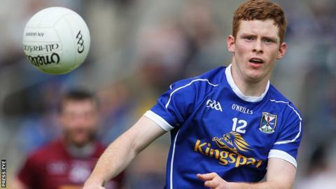 Cavan forward Niall McDermott