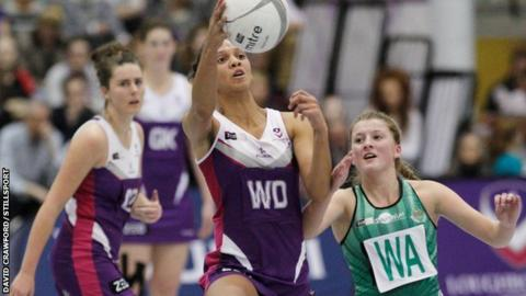 Loughborough Lightning v Celtic Dragons