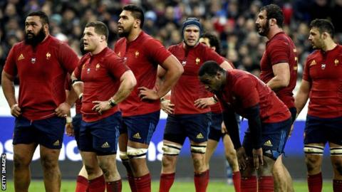 France overcame Scotland without managing to score in try in their Six Nations opener