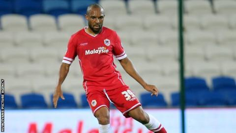 Danny Gabbidon, Cardiff City