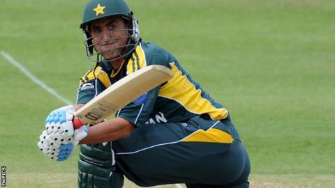 Veteran Pakistan batsman Younus Khan