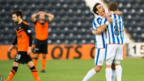 Kilmarnock won their first home match since November.