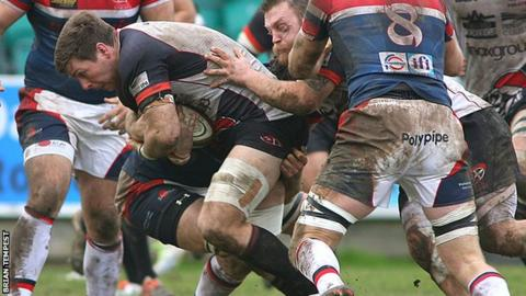 Cornish Pirates v Doncaster