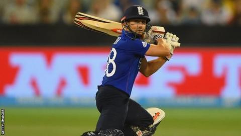 England batsman James Taylor