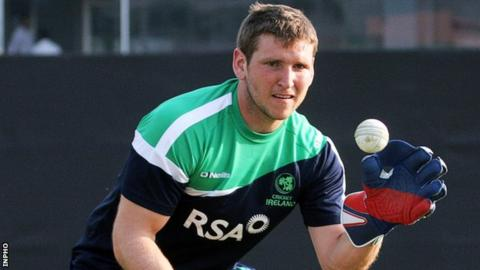 Gary Wilson says Ireland will be ready for the World Cup