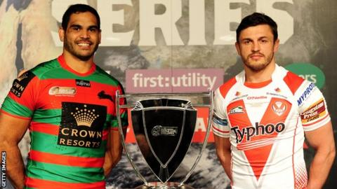 Greg Inglis and Jon Wilkin
