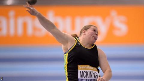 Sophie McKinna