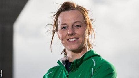 Ireland women's captain Megan Frazer