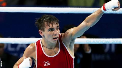 Michael Conlan is in line for qualification for the Rio Olympics