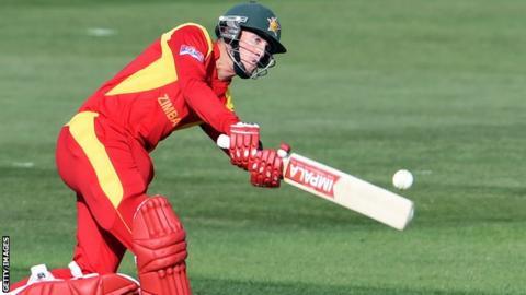 Zimbabwe's Sean Williams