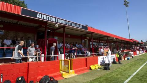 The Impact Arena, Alfreton