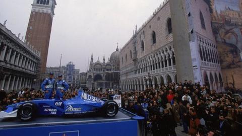 Benetton 2001