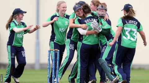 Aaron Hamilton is looking forward to his new challenge as Ireland women's coach
