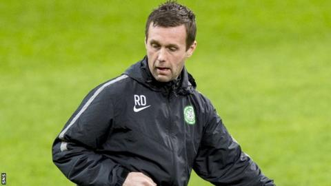 Deila's side are still involved in four competitions this season
