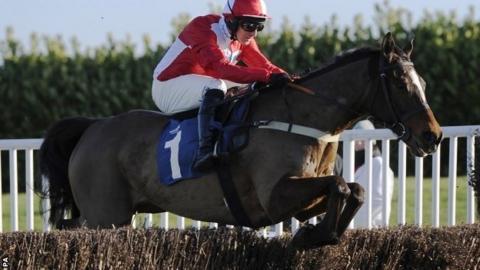 Jockey Danny Cook