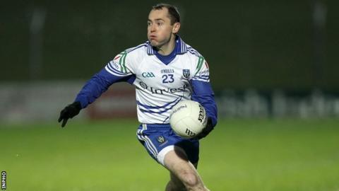 Monaghan's Stephen Gollogly