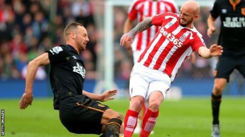 David Meyler and Stephen Ireland