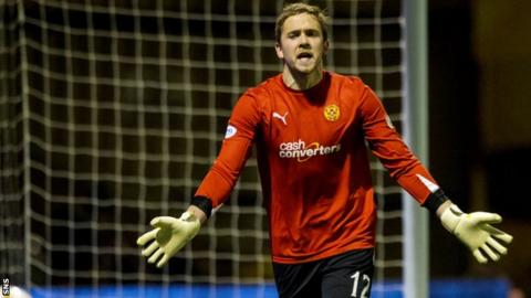Gunnar Neilson had two spells at Motherwell.