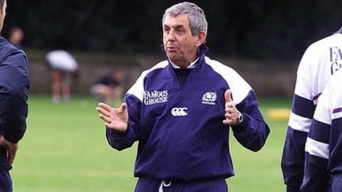 Sir Ian McGeechan played for Scotland in the 1970s and enjoyed two successful stints as head coach