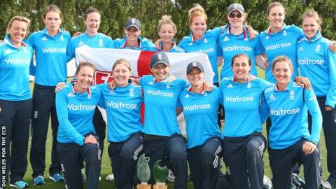 England after the one-day series win