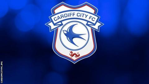 Cardiff City club badge