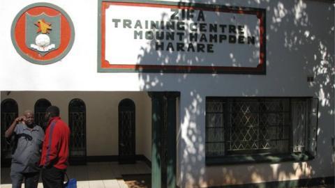 Zifa training centre
