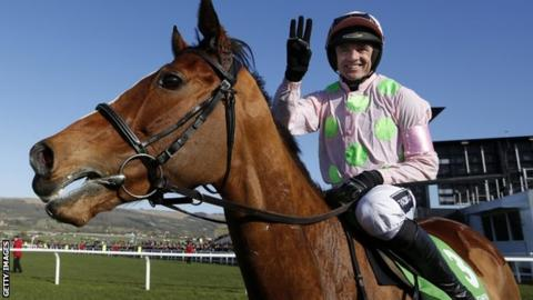 Ruby Walsh and Faugheen