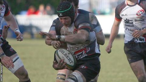 Cornish Pirates v Rotherham